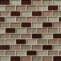 MSI Stone Ayres Blend Mosaic Backsplash SMOT-GLBRK-AB8M