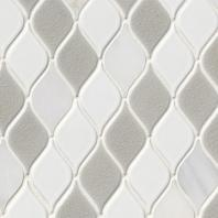 MSI Stone Cresta Blanco Mosaic Backsplash SMOT-SP-CREBLA8MM