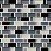 MSI Stone Crystal Cove Blend Mosaic Backsplash THDWG-GLMT-CCB-8MM