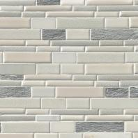 MSI Stone Everest Interlocking Mosaic Backsplash SMOT-SPIL-EVER8MM