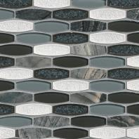 MSI Stone Haley Gris Mosaic Backsplash SMOT-SGLSOB-HALGRI8MM