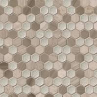 MSI Stone Hexham Blend Mosaic Backsplash SMOT-SGLSGG-HEXHAM8MM