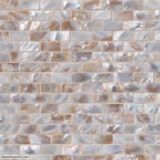 Msi Stone Santorini Brick Mosaic Backsplash Smotglsshlbrk