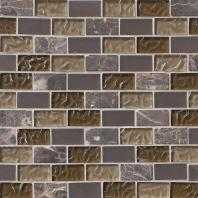 MSI Stone Sonoma Blend Mosaic Backsplash THDWG-SGL-SB-8MM