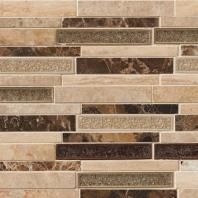 MSI Stone Stonegate Interlocking Mosaic Backsplash SMOT-SGLSGG-SG8MM