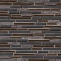 MSI Stone Titan Interlocking Pattern Mosaic Backsplash SMOT-SPIL-TI8MM