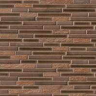 MSI Stone Triton Interlocking Mosaic Backsplash SMOT-SPIL-TRITON8MM