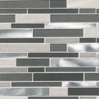 MSI Stone Urban Loft Interlocking Pattern Mosaic Backsplash SMOT-SGLSMTIL-URBLOF4MM