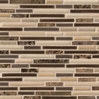 MSI Stone Verona Interlocking Pattern Mosaic Backsplash SMOT-SPIL-VE8MM
