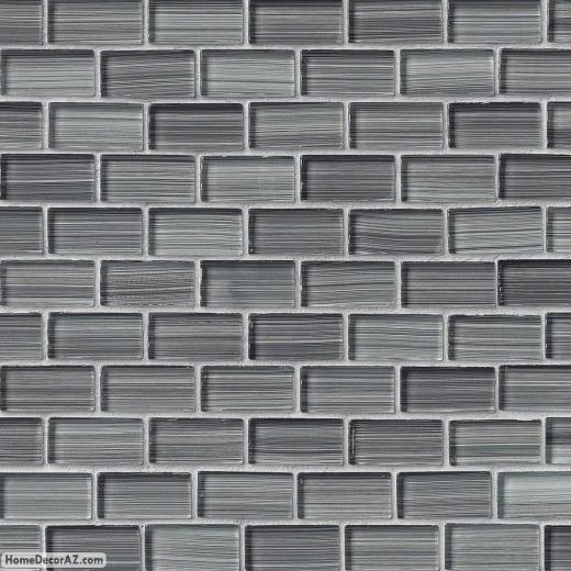 MSI Stone Winter Grey Mosaic Backsplash SMOT-GLSB-WG8MM