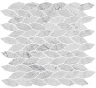 Colonial Series Captains Manor CLNL285 Long Hexagon Tile