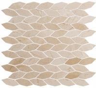 Colonial Series Village Square CLNL289 Long Hexagon Tile