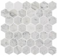 Colonial Series Captains Manor CLNL275 Hexagon Tile