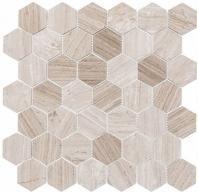 Colonial Series Virginia Dunes CLNL278 Hexagon Tile