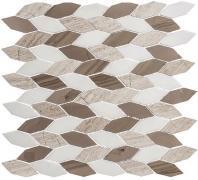 Colonial Series Bay Colony CLNL281 Long Hexagon Tile