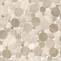 MSI Stone Serenity Stone Pebbles Mosaic Backsplash SMOT-SERENITY-PEB10MM
