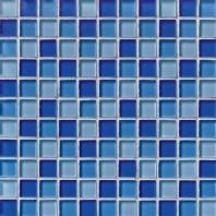 MSI Blue Blend Glass Backsplash SMOT-GLSB-BL8MM
