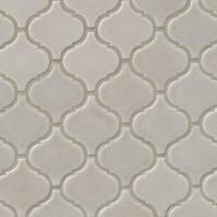 MSI Highland Park Fog Ceramic Arabesque Backsplash SMOT-PT-FOG-ARABESQ