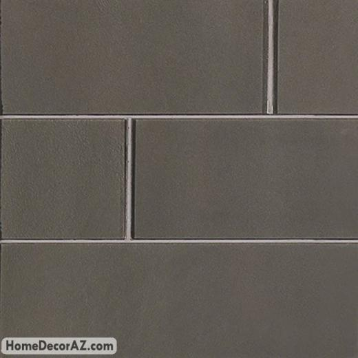 Msi Metallic Gray Gl Backsplash Smot T Mg412