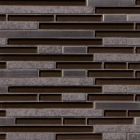 MSI Niagra Interlocking Mosaic Backsplash SMOT-SGLSMTIL-NG8MM