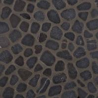 MSI Black Pebbles Tumbled Tile Backsplash SMOT-PEB-BLK