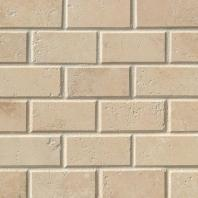 MSI Durango Cream Subway Tile Backsplash SMOT-DUR-2X4HB