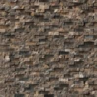 MSI Emperador Splitface Tile Backsplash SMOT-EMP-SFIL10MM