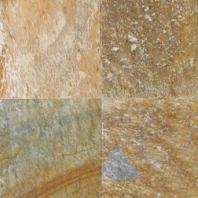 MSI Golden White 6x6 Tile Backsplash SGLDQTZ66-T-G