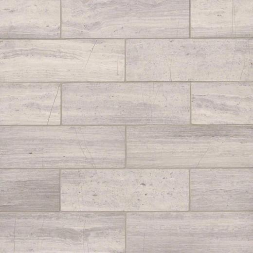 Msi White Oak 4x12 Subway Tile Backsplash Twhitoak412h