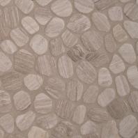 MSI White Oak Pebbles Tumbled Tile Backsplash SMOT-PEB-WHTOAK