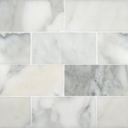 Msi Calacatta Gold 3x6 Subway Tile Backsplash Tcalagold36p Homedecoraz