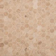 "MSI Carmello 2"" Hexagon Tile Backsplash SMOT-CARMELLO-2HEXH"