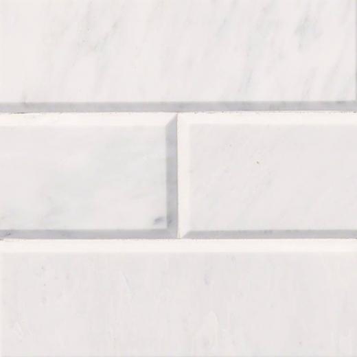 Msi Carrara White 4x12 Subway Tile Backsplash Tcarwht412pb
