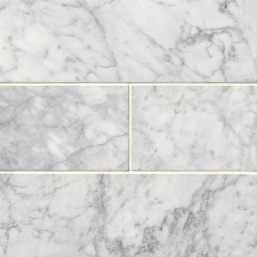 Msi Carrara White 4x12 Subway Tile Backsplash Tcarwht412p