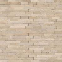 MSI Chiaro Travertine Tumbled Veneer Tile Backsplash SMOT-VNR-CHIARO-T