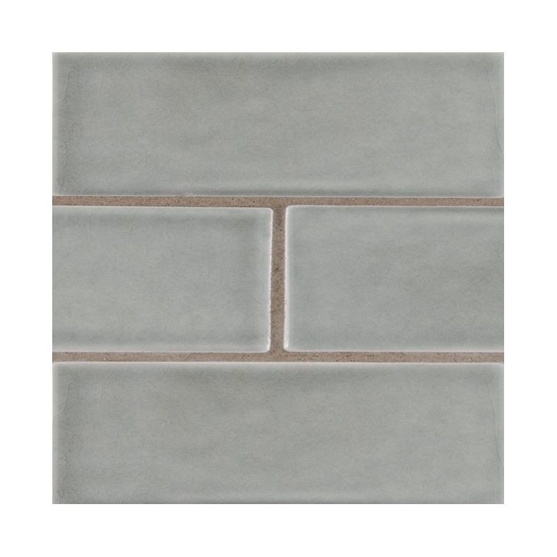 Msi Highland Park Morning Fog Glazed Handcrafted Subway Tile Backsplash Smot Pt G412