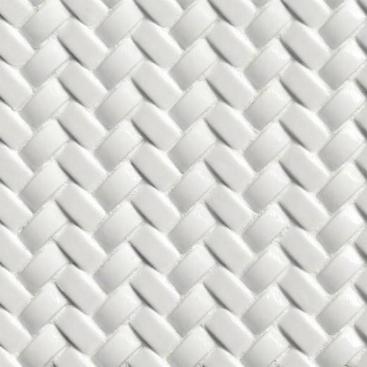 Msi Highland Park Whisper White Herringbone Tile Backsplash Smot Pt Ww Ahb