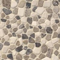 MSI Mix Marble Pebbles Tumbled Tile Backsplash SMOT-PEB-MIXMAR