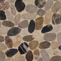 MSI Mix River Pebbles Tile Backsplash SMOT-PEB-MIXRVR