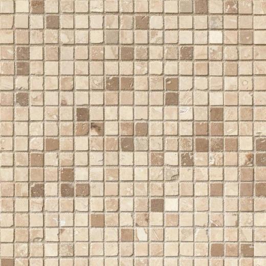 Chiaro Tile Backsplash: MSI Noce Chiaro Micro Tile Backsplash THDW3-SH-NCCHMI5/8X5