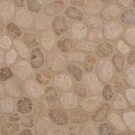 MSI Travertine Blend Pebbles Tile Backsplash SMOT-PEB-TRAVBLND