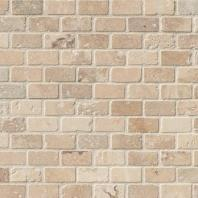 MSI Tuscany Classic Brick 1x2 Tile Backsplash THDW3-SH-CHBRI1X2T