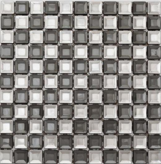 Piazza Series Glamour Stainless Steel Tile