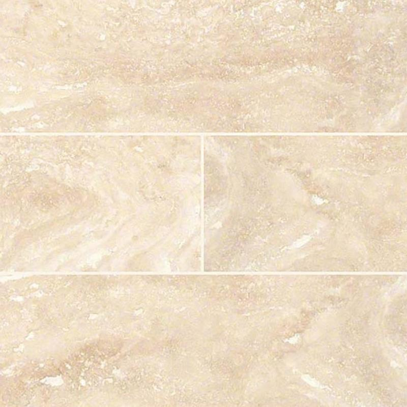 Msi Tuscany Ivory 4x12 Subway Tile Backsplash Ttivory412h