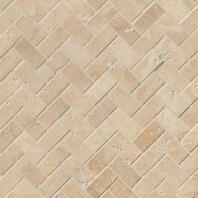 MSI Tuscany Ivory Herringbone Tile Backsplash SMOT-IVO-HBH
