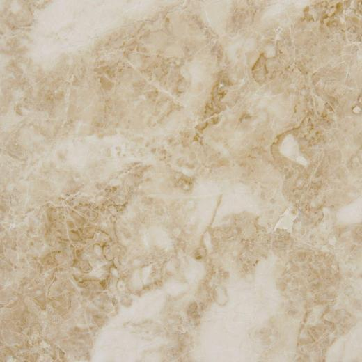 Msi crema cappuccino 12x12 polished marble floor and wall for 12x12 marble floor tiles