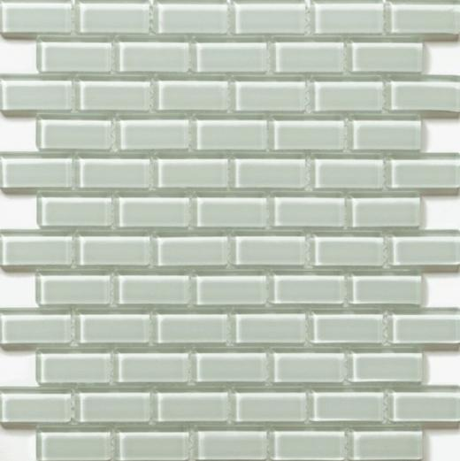 Essen Series Delicate Mint Glass Tile MB24