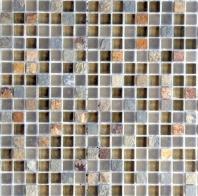 Eleganza Tucson Square Mosaic Tile GL3163