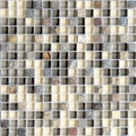 Eleganza Tempe Square Mosaic Tile GL3164