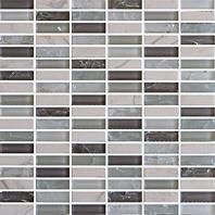 Eleganza Spring Stacked Mosaic Tile GLB001